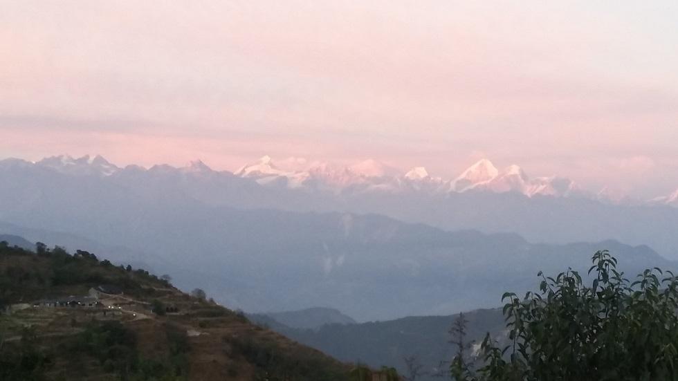 Himalayan view -  himaland.com