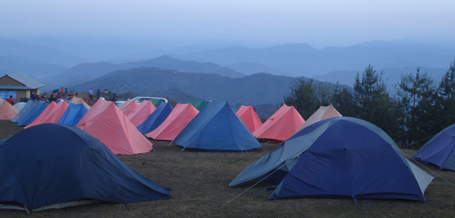 Scenic Camping Site -  himaland.com
