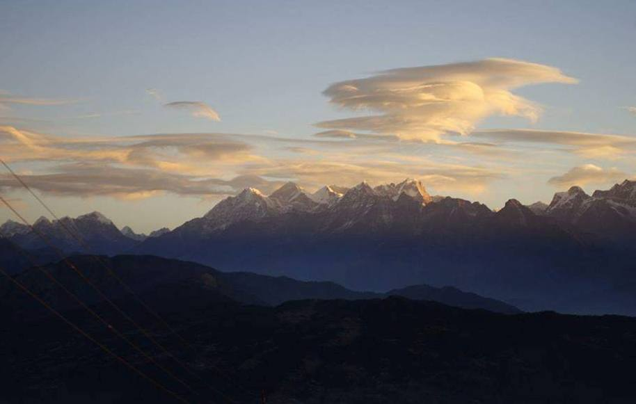 Dawn to Dusk Everest View  -  himaland.com