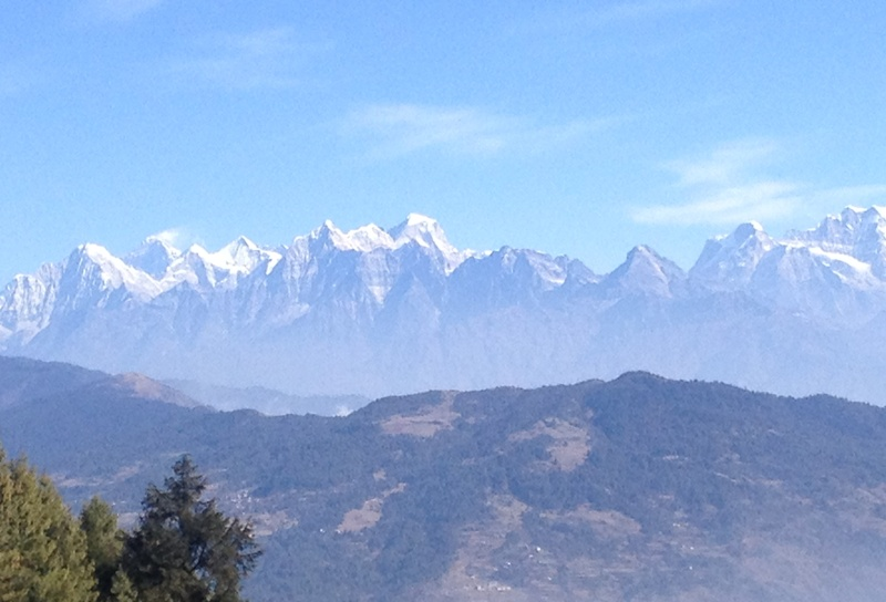 Everest View - Road Tour to Solukhumbu, Best view of Mt  Everest