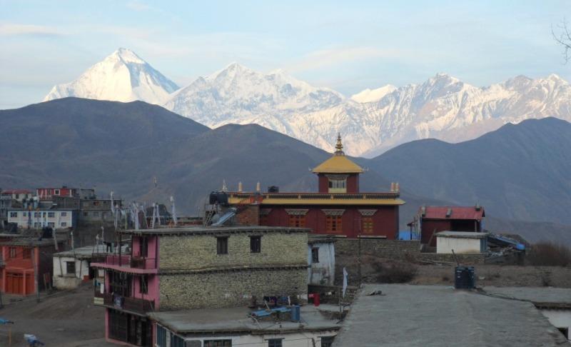 Muktinath Temple -  himaland.com
