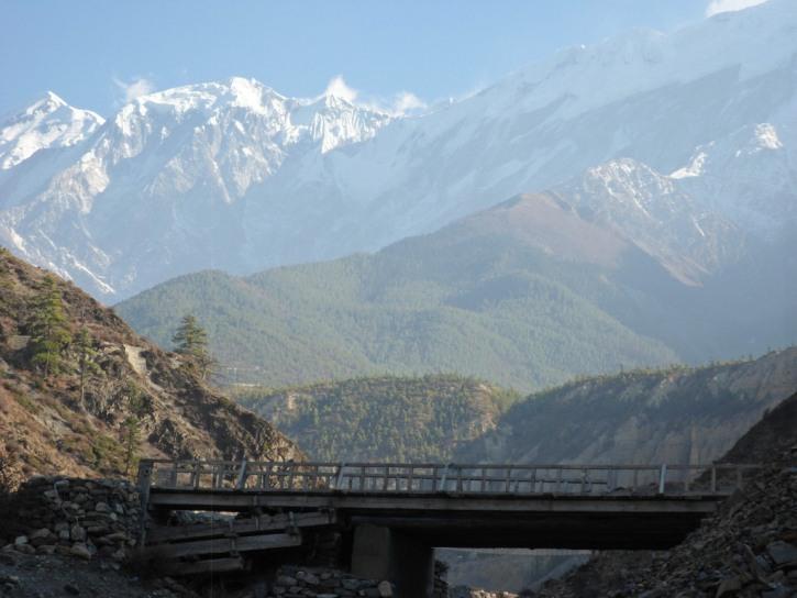 Nilgiri Himalayan Mountain range -  himaland.com