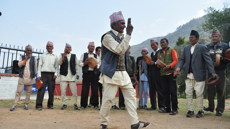 Traditional Nepali Festival Celebration -  himaland.com