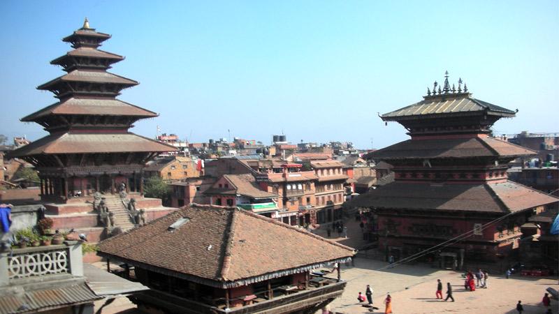 Bhaktapur Durbar Square -  himaland.com