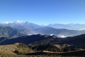 Everest View - Road Tour to Solukhumbu