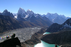 Ghokyo/ Cho La Pass/ Everest Base Camp Trek