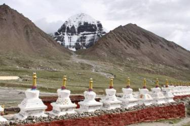 Mt. Kailash, Mansarovar via Simikot