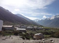 Langtang - Ganja La Pass Trek