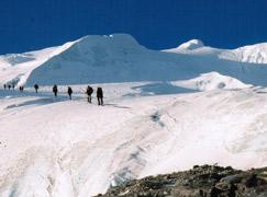 Mera Peak (Khongma – tse) climbing