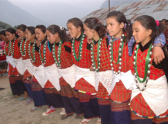 Nepal Village Tour & Home Stay