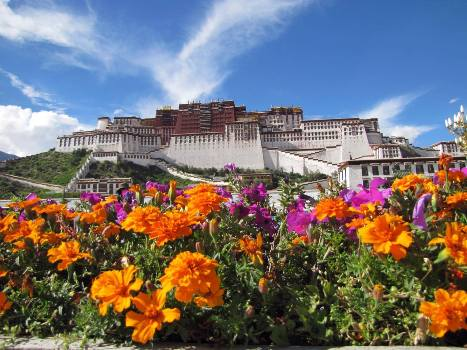 Tibet - Lhasa Holy City