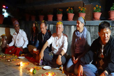 Nepal Culture Tour, mingle with local